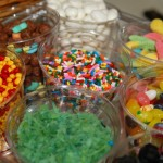 candy buffet for kids party