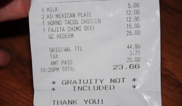 restaurant bill 600x350
