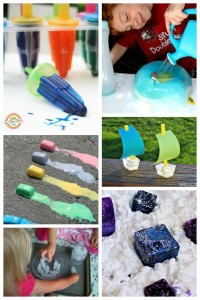 Stay Cool with These Ice Activities for Kids
