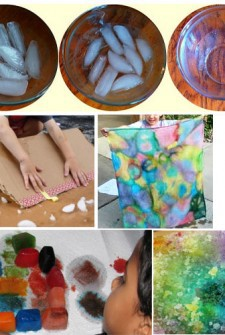 Ice Play Activity ideas