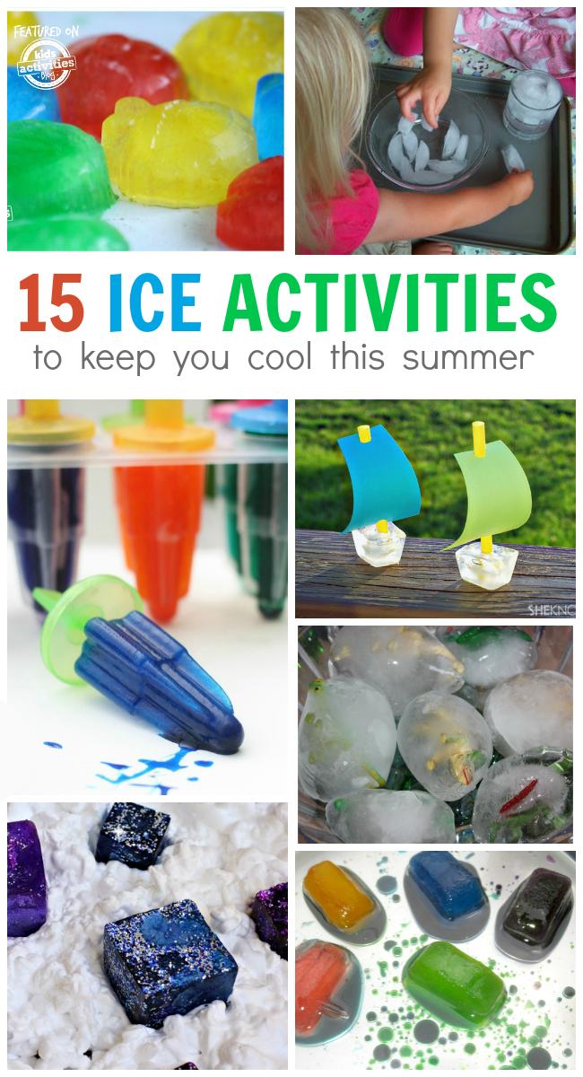 Ice activities