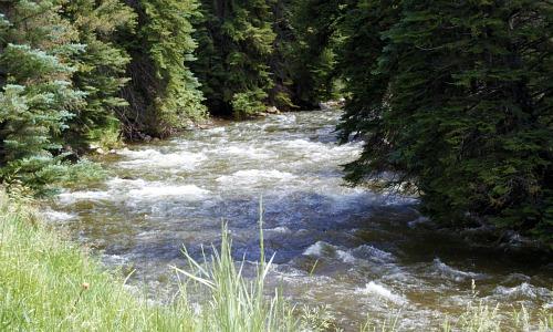 Vail Gore Creek