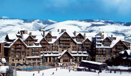 Ritz-Carlton Bachelor Gulch in Winter