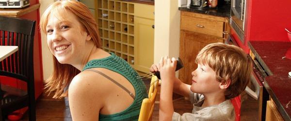 Robo Stir as a back massager