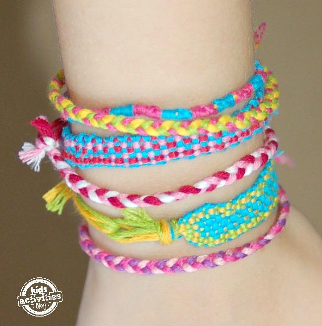 Make A Friendship Bracelet Loom