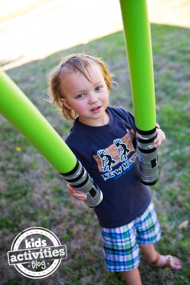 Pool Noodle Lightsabers-1 copy