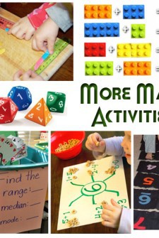 early math activities 2