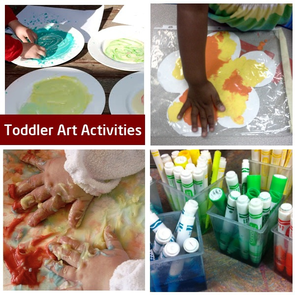 """ \"" \\""Art activities for babies toddlers\\""\"""""