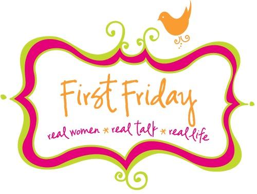First Friday Women logo