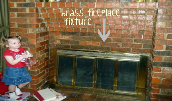 How to makeover a fireplace - Kids Activities Blog