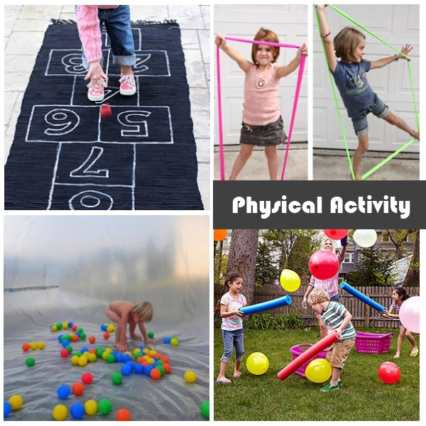Activities For 3 Year Old