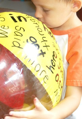 Sight Word Activity for Kids - Kids Activities Blog