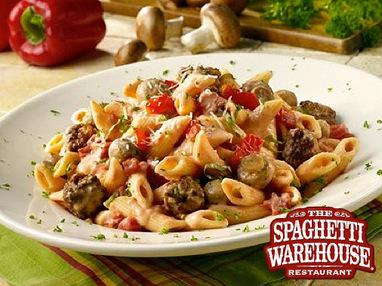 Spaghetti Warehouse Plano