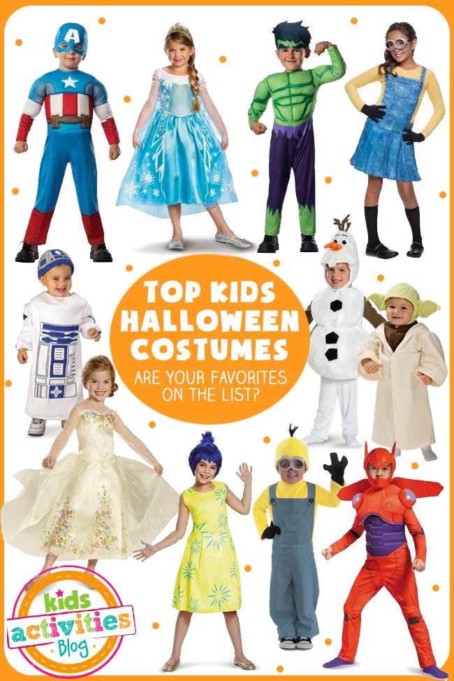 Top Kids Costumes