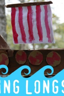 Make a Viking Ship