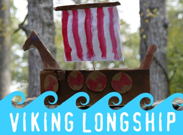 viking longship craft