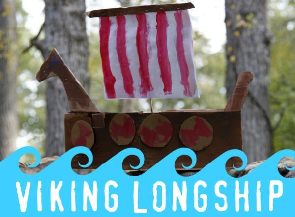viking longship craft