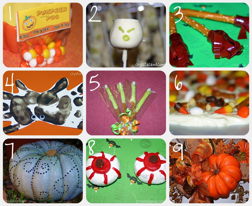 Fun Halloween Craft Ideas