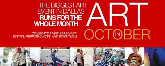 Art in October