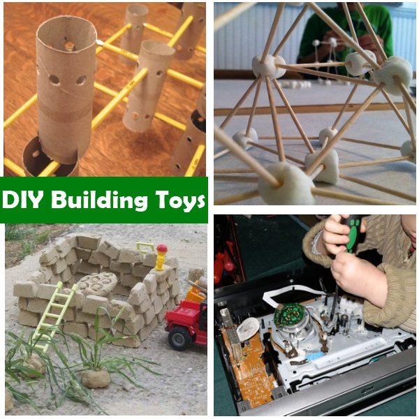DIY Building Toys