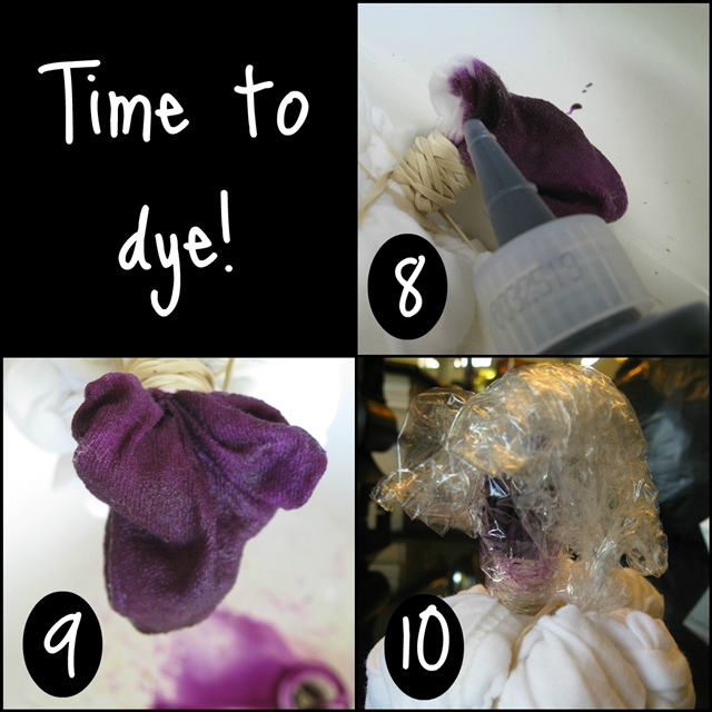 how to make a head tie