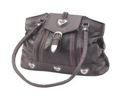 embassy large brown purse amazon