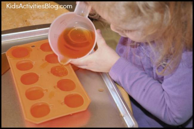 preschool activities for Halloween