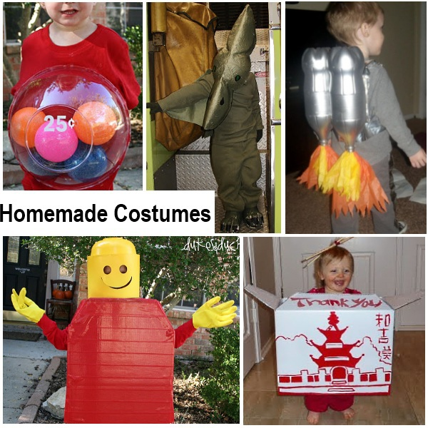 Homemade halloween costumes kids activities blog for Diy halloween costume ideas for kids