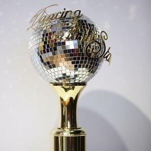 mirror ball trophy