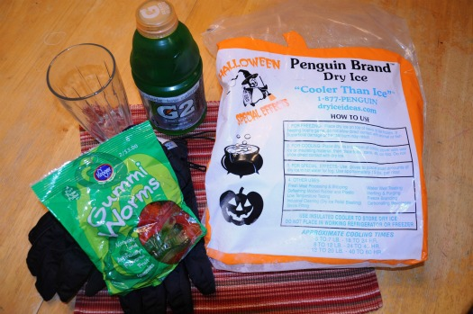 spooky halloween drink ingredients