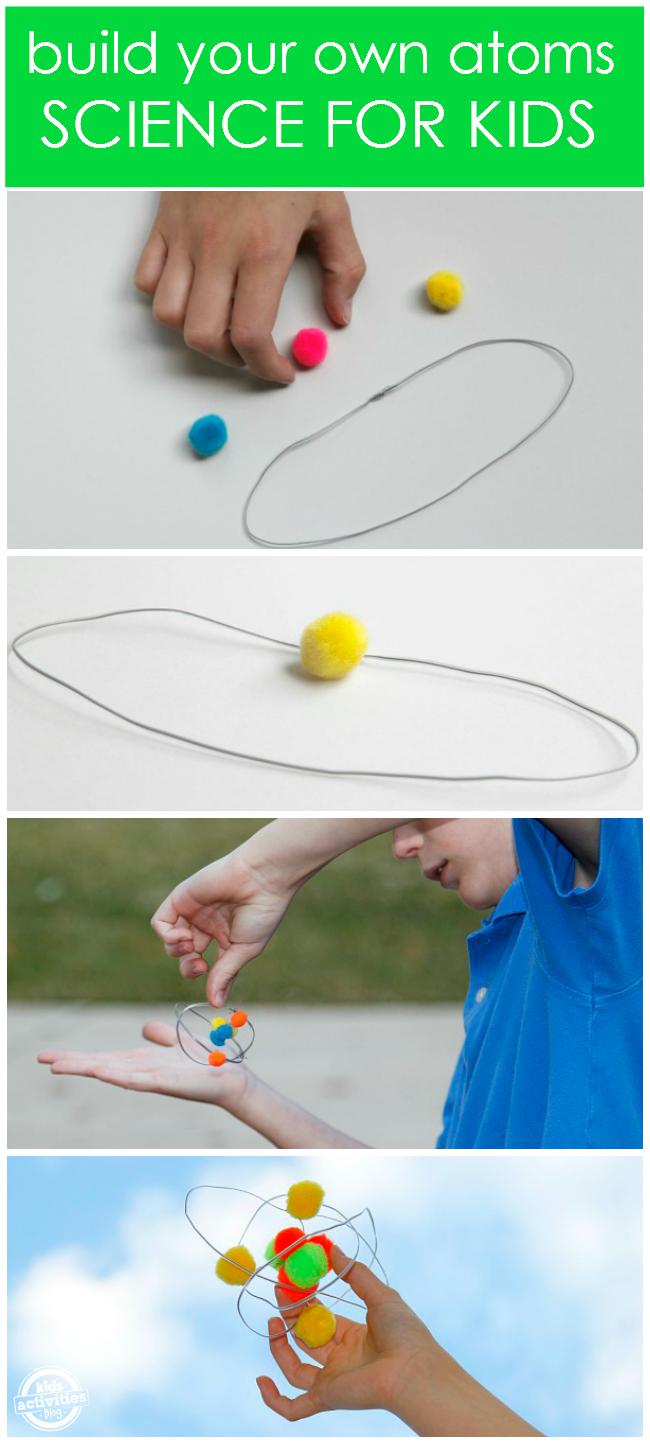 Atoms DIY