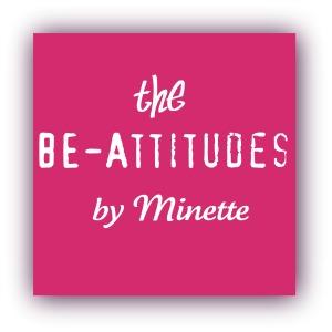 BEattitudes by Minette