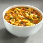 Chicken Pasta soup from Bertolli