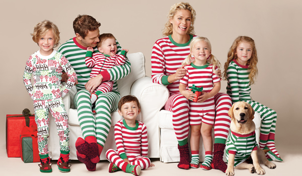 Girls Christmas Pajamas Sale