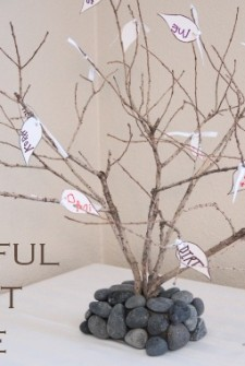 Thankful Tree