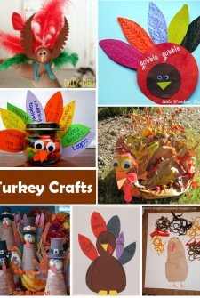 Turkey Craft Round-up