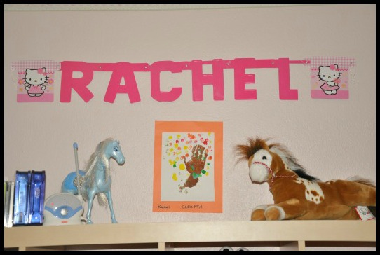 rachel banner