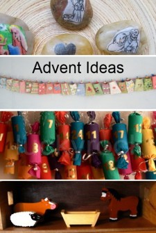 Advent Activity Ideas: Another It's Playtime Link-up