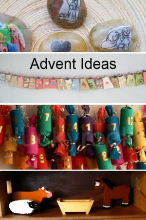 Advent Ideas for kids