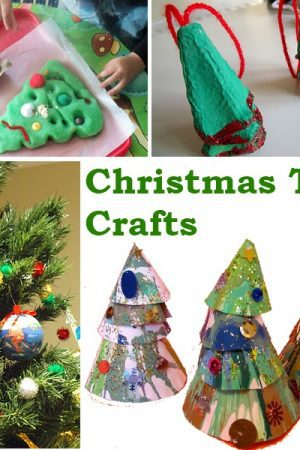 Christmas Tree Crafts