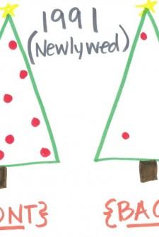 christmas tree evolution