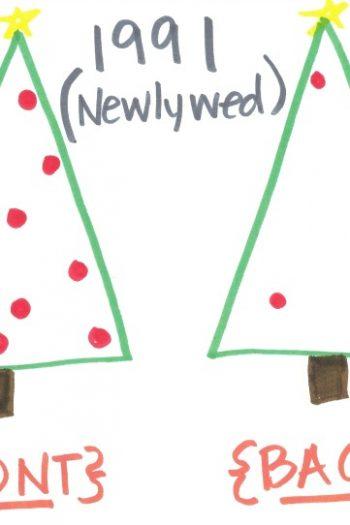 Christmas Tree 1991