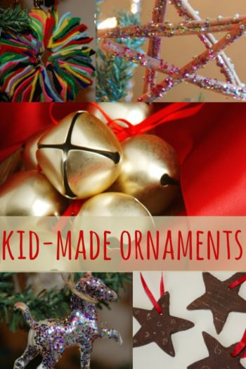Homemade Ornaments Kids Can Make - Kids Activities Blog