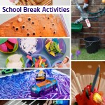 Kids days school break activities