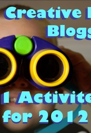 Creative Kids activities