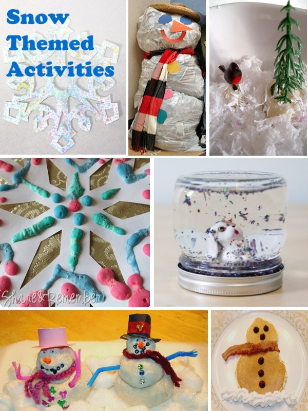 Snow-themed-activities