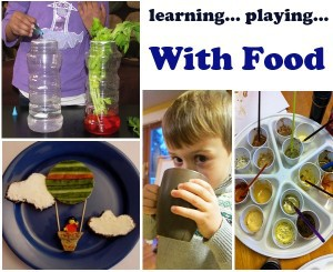learning with food