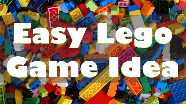 homemade game legos