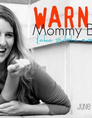 Mommy Blogger, Holly Homer from June Cleaver Nirvana