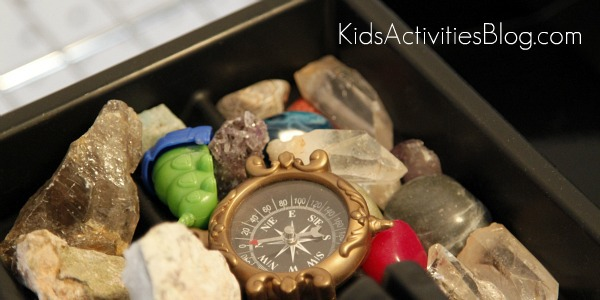 stored kid treasure